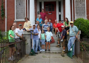 Howland Group Clean up-group