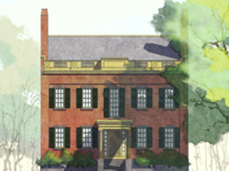 Construction Has Begun On The Restoration Of Howland House