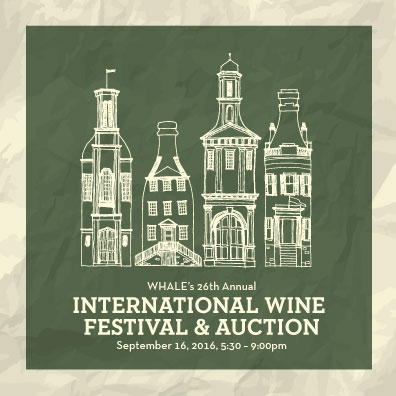 WHALE's 26th Annual Wine Festival & Silent Auction