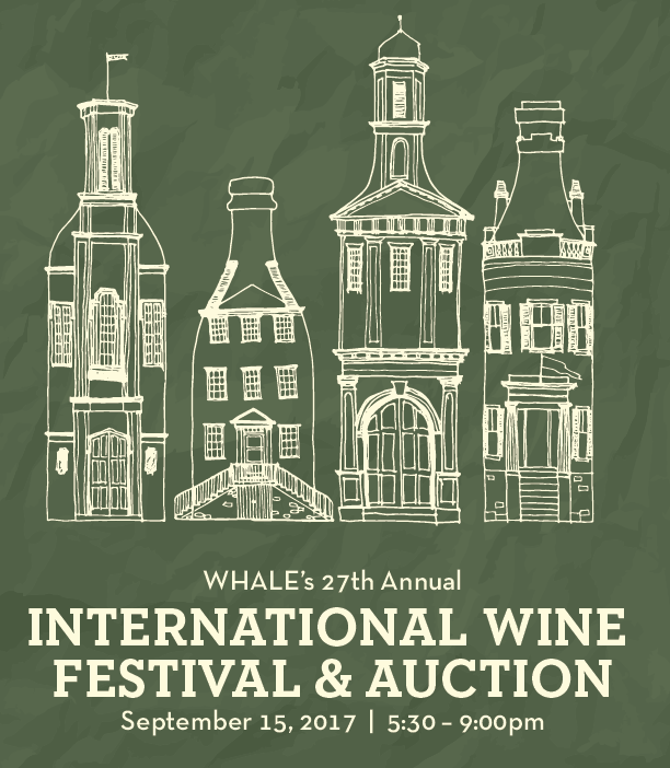 WHALE's 27th Annual Wine Festival & Auction