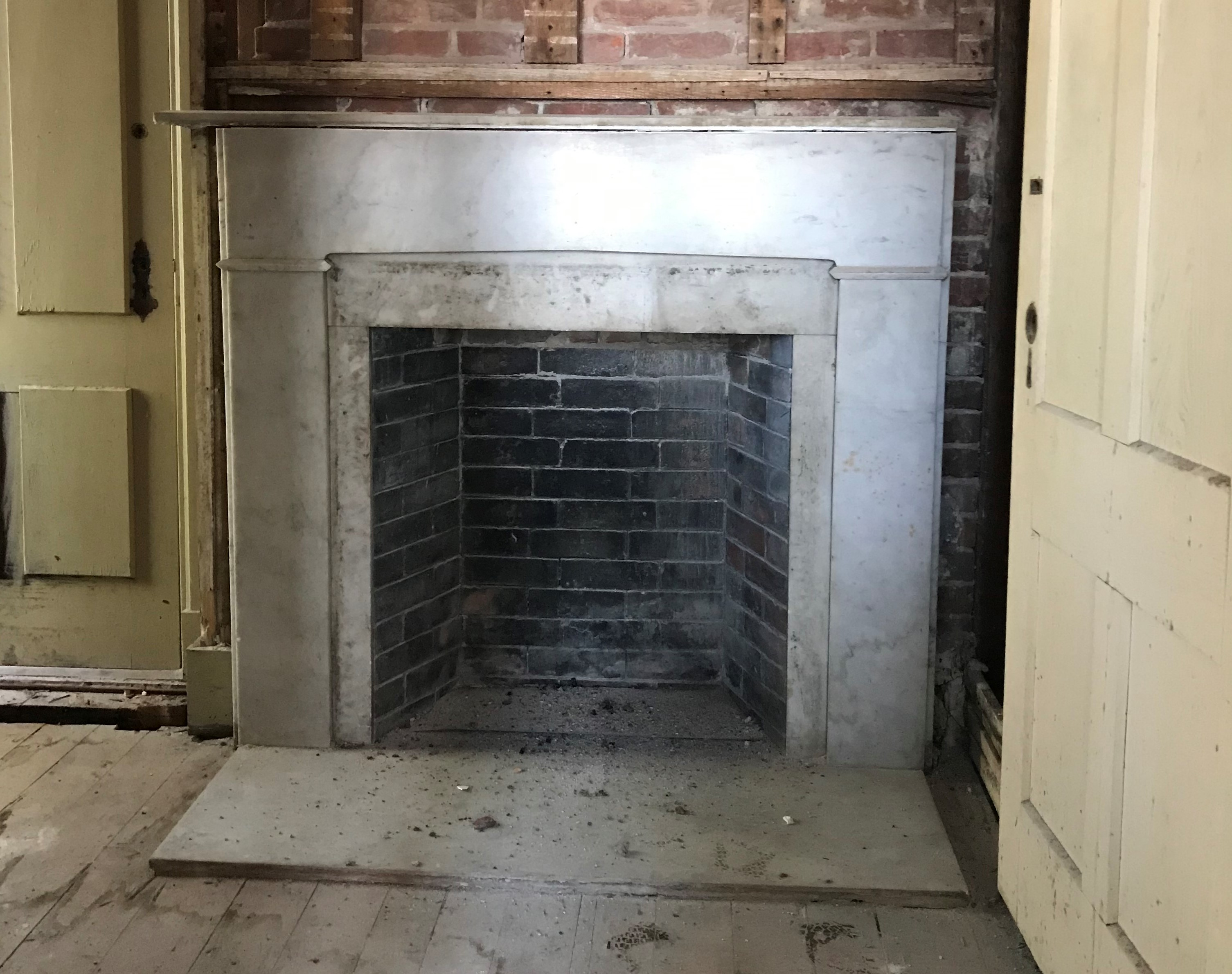 WHALE Moment: Rumford Fireplace